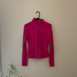Lululemon peplum jacket